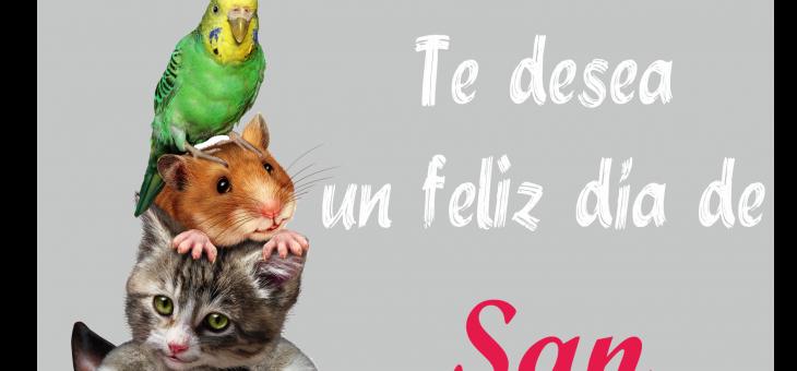 Feliz día de San Antón!!!